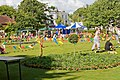 Hat Fair event in Abbey Gardens, Winchester - geograph.org.uk - 870785.jpg