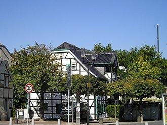 Langenfeld, Rhineland - Haus Arndt