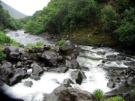 A rocky stream in Hawaii Hawaii Creek.jpg
