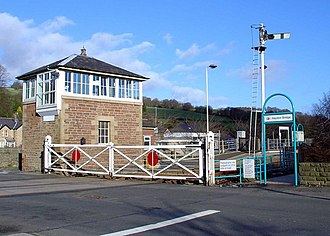 Haydon Bridge - Haydon Bridge railway station