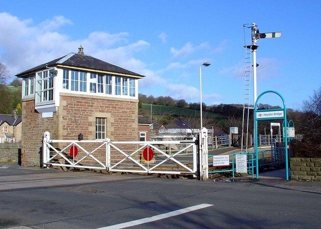 Haydon Bridge Station