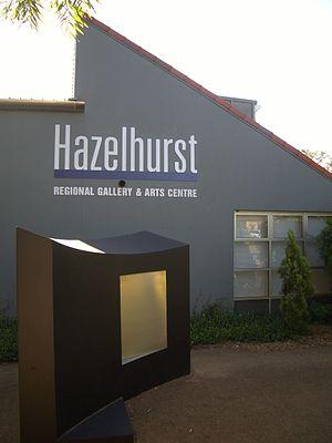 Hazelhurst Regional Gallery and Arts Centre - Image: Hazelhurst 4