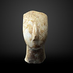 Head of woman-Ma 3094