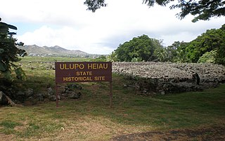 Historic Place in Honolulu County, Hawaii