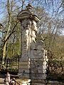 Heilles (60), château de Mouchy-le-Châtel, portail côté Heilles 5.jpg