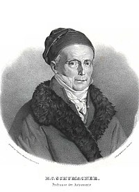 Heinrich Christian Schumacher - Wikipedia, the free encyclopedia