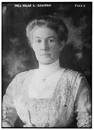 Helen Loring Grenfell - Helen Loring Grenfell, Representative Women of Colorado, 1914