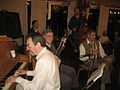 Helens Jazz Party Boedinghaus Parker Jones.JPG