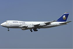 Boeing 747-200 der Hellenic Imperial Airways