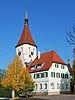 Hemmingen Alte Schule und Laurentiuskirche.jpg