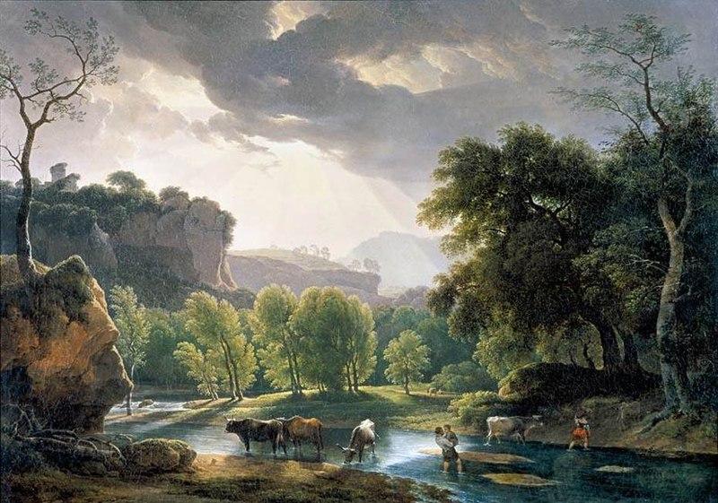 File:Hendrik Voogd - View of the Roman Campagna - WGA25295.jpg