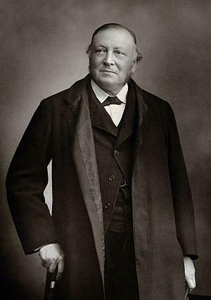 Henry Roscoe (chemist) - Image: Henry Enfield Roscoe