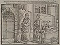 Henry IV awaited the pope outside Canossa.jpg