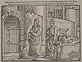 Henry IV awaited the pope outside Canossa.jpg