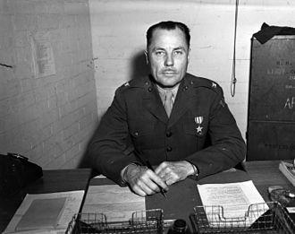 Herman H. Hanneken - Brigadier General Herman H. Hanneken, Medal of Honor recipient