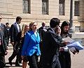 Hillary Clinton visits Uruguay (4399461936).jpg