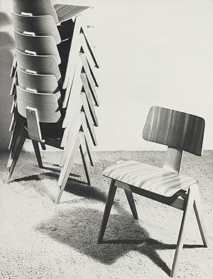 Robin Day (designer) - Hillestak chairs, 1951