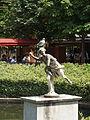Hippomène by Guillaume Coustou the Elder, Tuileries, Paris July 2014.jpg