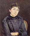 Hodler - Bildnis einer jungen Frau - ca1889.jpeg