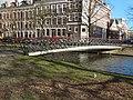 Hoevebrug - Provenierswijk - Rotterdam - View of the bridge from the southwest - Winter.jpg