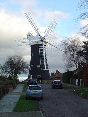 Holgate Windmill - Image: Holgate Windmill 2011 12 26