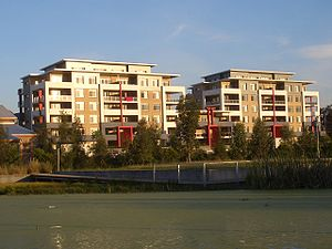 Holroyd, New South Wales - Brickworks apartments