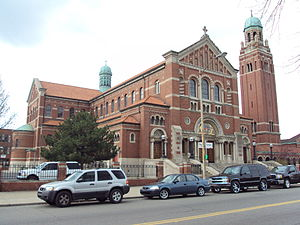 History of the Mexican Americans in Metro Detroit - Most Holy Redeemer Church in Southwest Detroit