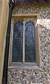 Holy Trinity Church, Takeley - chancel south window 01.jpg
