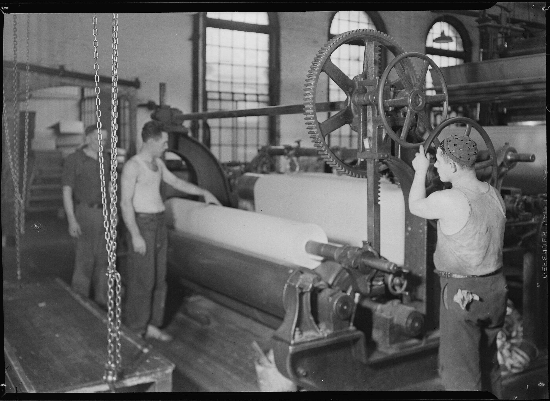 American writing paper company