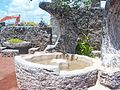 Homestead FL Coral Castle star pool01.jpg