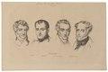 Homo sapiens - fysionomie - 1700-1880 - Print - Iconographia Zoologica - Special Collections University of Amsterdam - UBA01 IZ19600051.tif