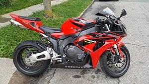 Honda CBR1000RR - Honda CBR1000RR 2006 model