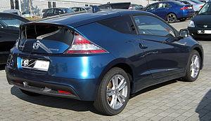 Honda CR-Z - Honda CR-Z.