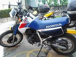 Honda Xl 600 Wikipedia