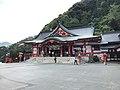 Honden of Taikodani Inari Shrine 3.jpg