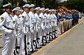 Honras militares e reunião com o Ministro da Defesa de Cabo Verde, Rui Semedo. (16720395698).jpg