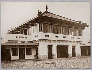 B.J.K. Cramer - Image: Hoofdgebouw Pasar Glodok Pasar Glodok Main Building (4751585366)