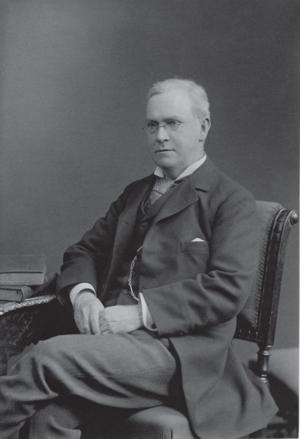 Horace Lamb - Image: Horace Lamb 1885