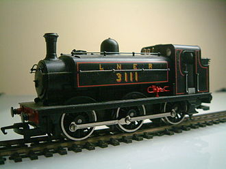 Hornby Railways - GNR Class J13 model of this period
