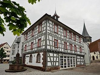 Vaihingen an der Enz - Horrheim Town hall