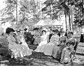 Hostesses at the Salem Day reception, Alaska Yukon Pacific Exposition, Seattle, Washington, 1909 (AYP 580).jpeg
