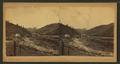 Hot soda springs and baths, Idaho, Colorado Ter, by Chamberlain, W. G. (William Gunnison).png