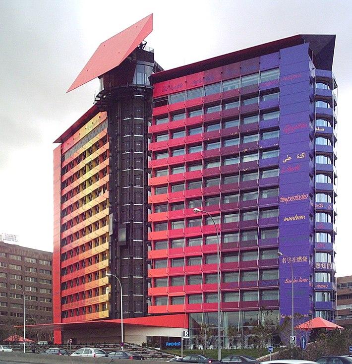 R serve d 39 inspirations l 39 architecte jean nouvel for Nouvel architecte