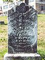 House (George), St. Clair Cemetery, 2015-10-05, 01.jpg