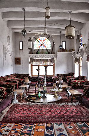for Salon yemenite
