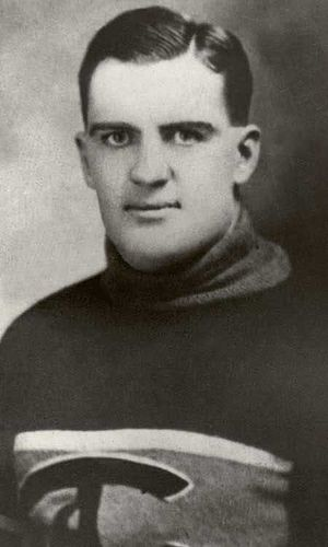 Howard McNamara - Howard McNamara with the Montreal Canadiens