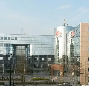 Huawei - Huawei office in Voorburg, Netherlands