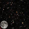 HubbleUltraDeepFieldwithScaleComparison.jpg