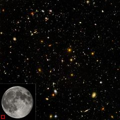 Gambar Hubble Ultra-Deep Field