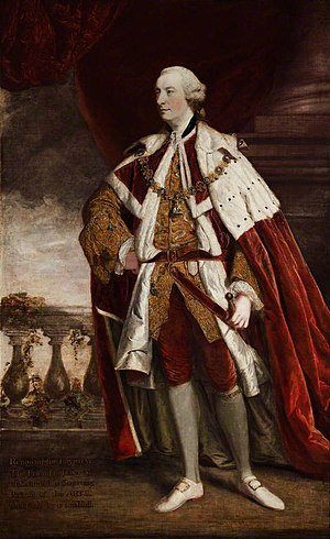 Hugh Percy, 1st Duke of Northumberland - Image: Hughpercy